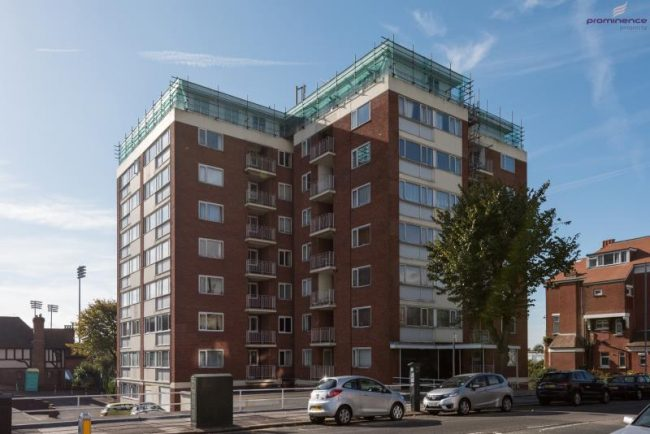 Cromwell Court, Cromwell Road, Hove BN3 3EF